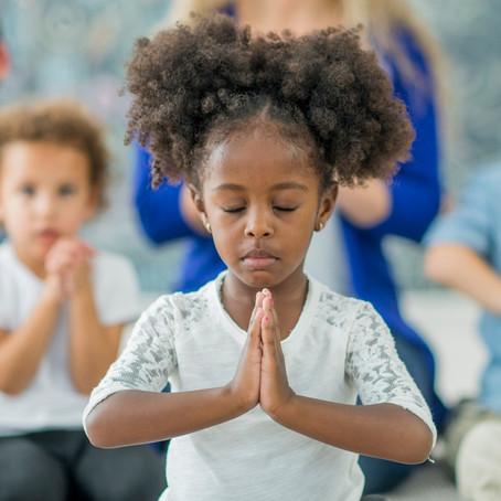 Meditação como ferramenta na educação