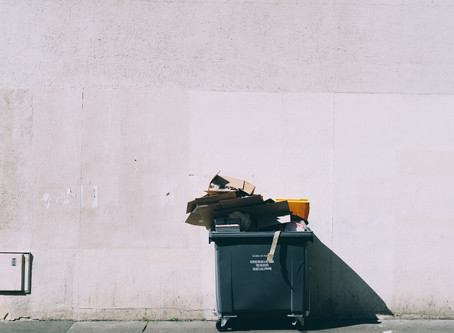 Rethinking our Relationship with Waste