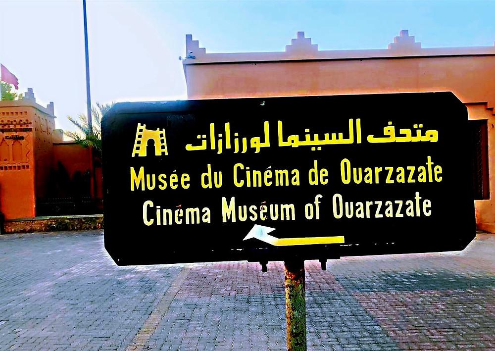 Morocco Cinema Museum of Ouarzazate