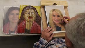 «Неудачный портрет внучки Неты»