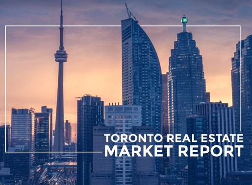 Real Estate Market in Toronto by Realbiz Realty Inc.