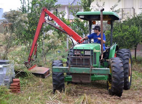 Donos de terrenos têm 30 dias para providenciarem roçada