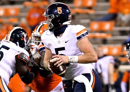 Hoos Show Flashes in Loss to Clemson