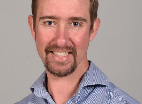 Congratulations Associate Professor Andrew Vakulin