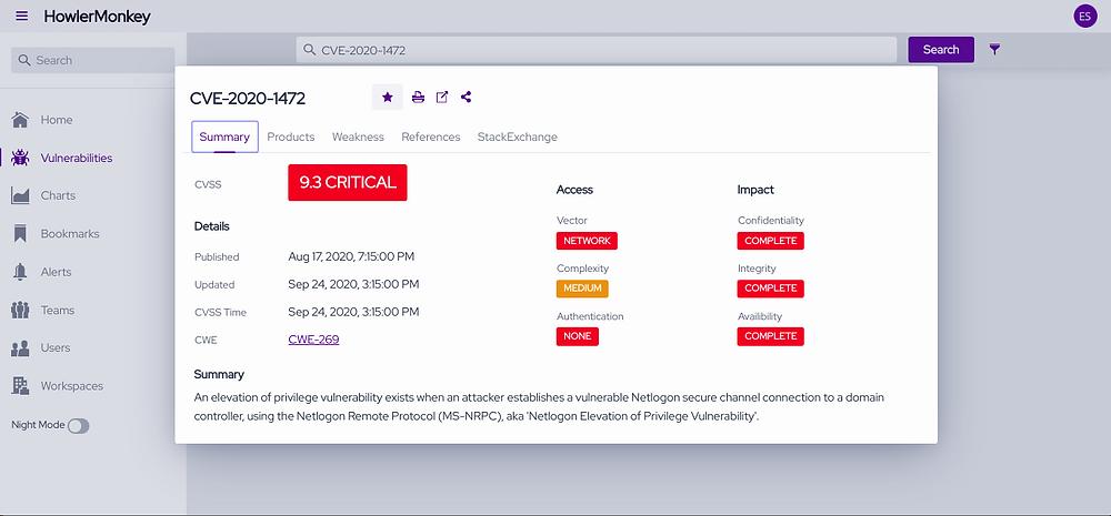 Vulnerabilidad CVE-2020-1472