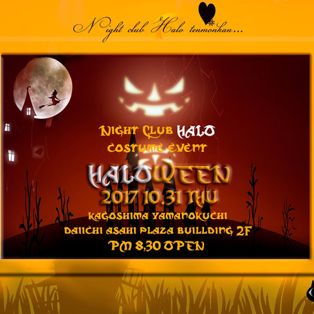 NIGHT CLUB HALOWEEN PARTY 2017.10.31 (TUE)