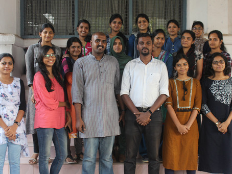 Successfully completed second batch of UGC NET/JRF Papr 1 Batch at Caicut