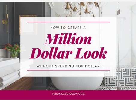How To Create That Million Dollar Look Without The Price Tag