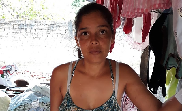 Ser mulher em contexto de crise humanitária: Ysenia Hamie Dias
