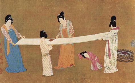 Silk, china, empress Xi Lingshi, natural materials