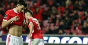 Benfica 1 - 1 Moreirense: Sem força, sem criatividade e sem liderança