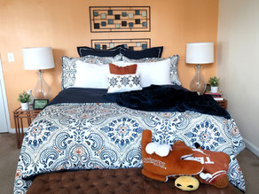 Apartment Bedroom Restyle Details