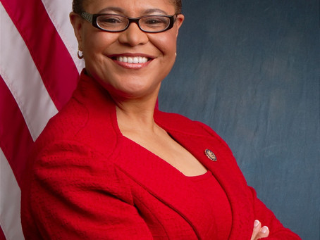 Rep. Karen Bass to be dinner keynote
