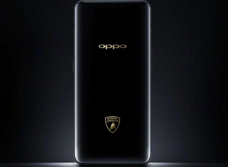 Lamborghini Partners Oppo For Its First Smartphone