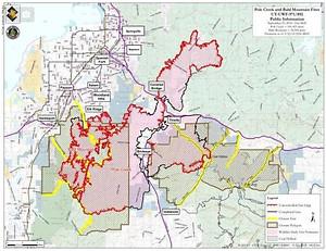 Evacuation and Road Closures