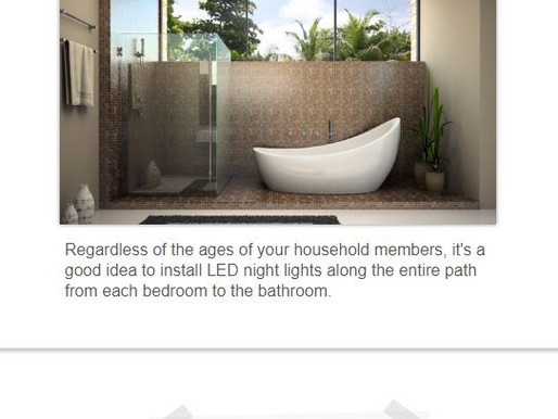 Bathroom Suggestion