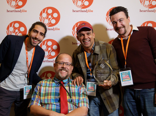 Here are Heartland Filmfest's big winners!