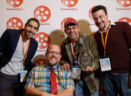 Here are Heartland Filmfest's big winners!