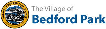 the village of bedford park illinois logo