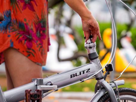DOBRÁVEIS: Diferença entre BLITZ City e BLITZ Alloy