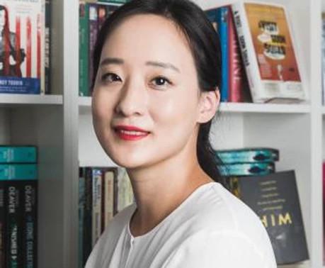 Catherine Cho to Judge 2020 Novel Prize