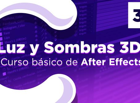 Luz y Sombras 3D en After Effects - 32