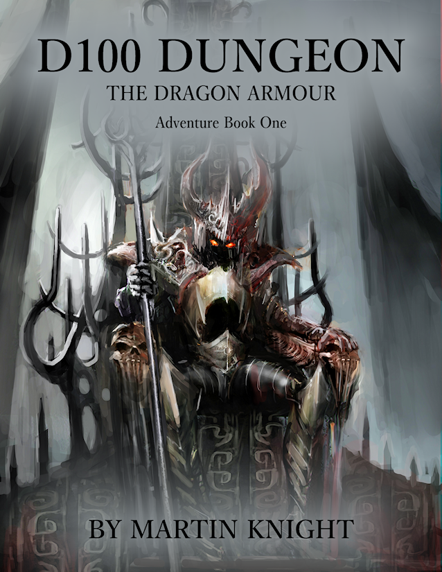 Front Cover of the Dragon Armour