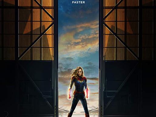 Captain Marvel film review