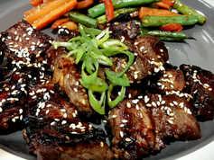 Korean Steak