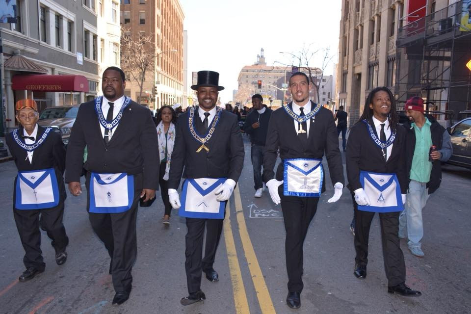 Freemasonry - Lodge Abercrombie 531 (photo)