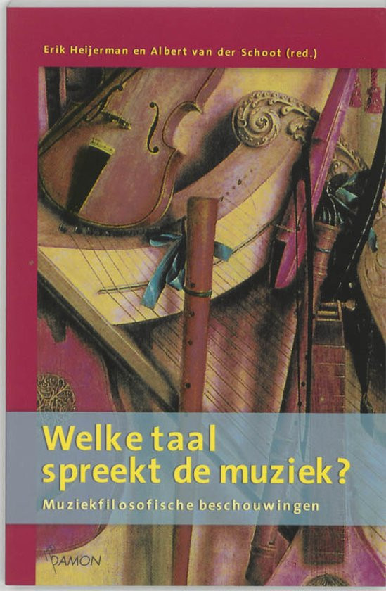 Boek welke taal spreekt de muziek?
