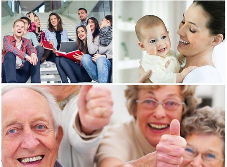Kedves Egyetemisták,Gyesen lévő anyukák és Nyugdíjasok!!!