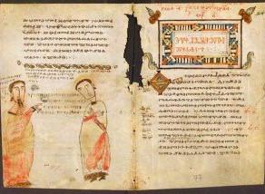 Просветителите Кирил и Методиј