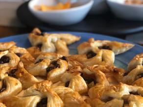 How To Make Mince Pie Pinwheels