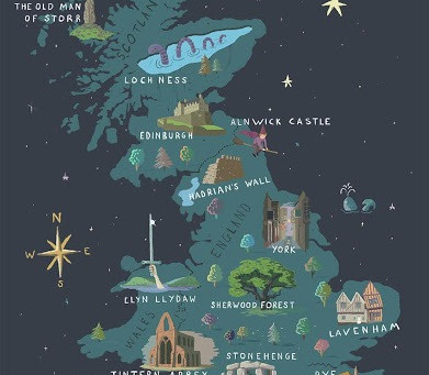 Discover the magic of Britain