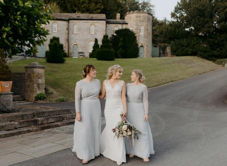 Beautiful September Wedding in the Peak District / Wedding Photographer