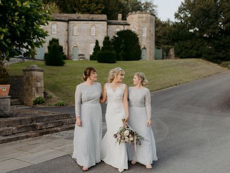 Beautiful September Wedding in the Peak District / Wedding Photographer