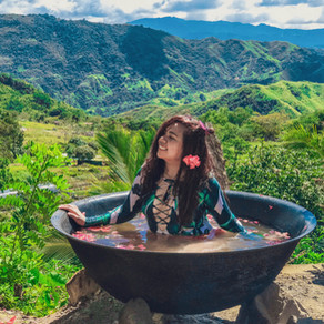 Kawa Bath El Patio Rizal: A must try unique and cultural way to bath in The Philippines