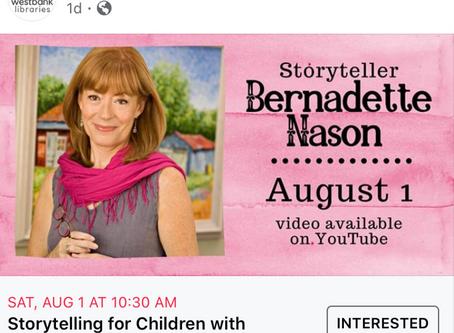 Storytelling for Children-Bernadette Nason