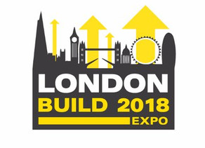 See you at London Build Expo 2018!