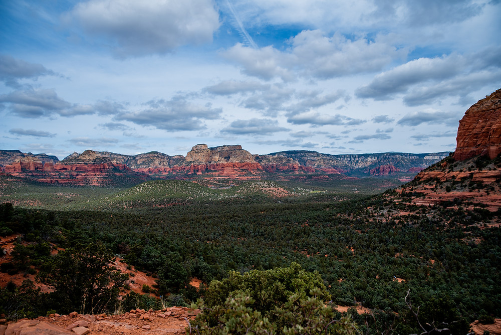 Sedona adventure wedding and elopement photographer