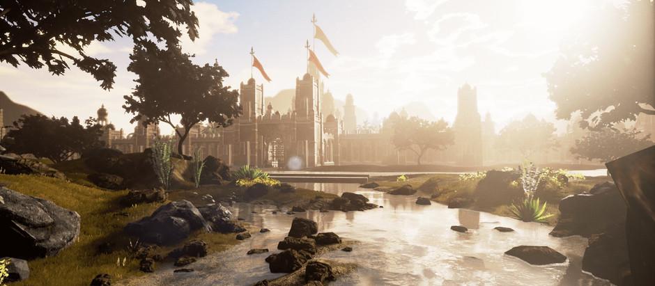 O Futuro dos MMORPGs