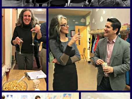 A Toast to New Beginnings: The All-Community Meeting