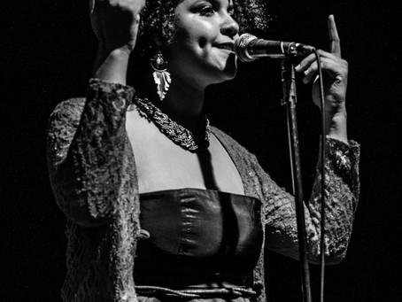 Rosa Luz, Ana Béa e MarMitos fazem noite de rap e MPB no Festival Cara e Cultura Negra