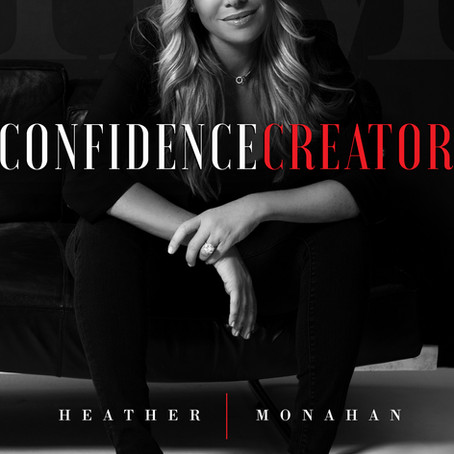 Our July Mega-Manifestor: THE #BossInHeels and Confidence Creator!