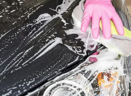 Car Basics | Lock-down | How to Wash Your Car to a High Standard, Every Time.