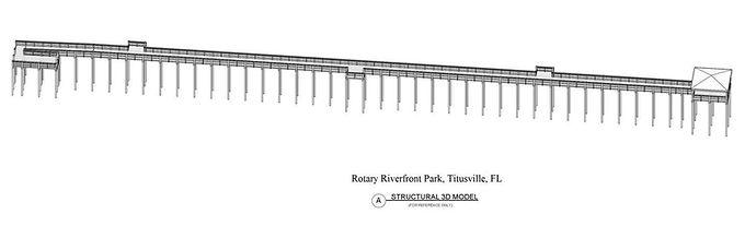 Titusville Park Construction Update