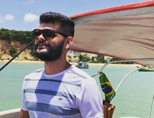 Aniversariante do dia Danilo Pereira