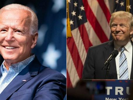 Ricos doam mais para Biden que para Trump