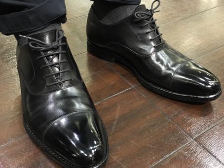 革靴の選び方「デザイン編」